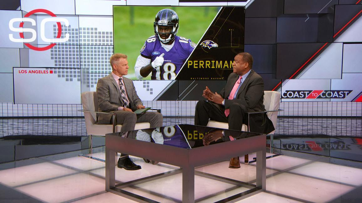 Video - Perriman news 'best case scenario' for Ravens