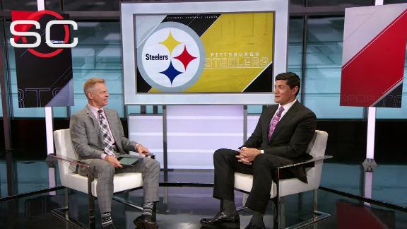 Video - Bruschi: Steelers going for 2 every time too much of a risk