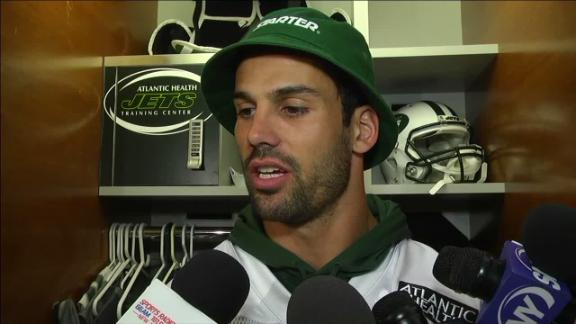 Video - Decker aiming to build camaraderie with Geno
