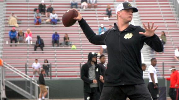 Elite 11 Finals highlights: Chase Brice