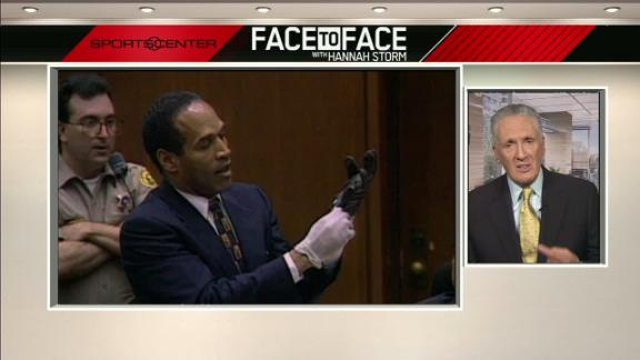 Video - Cossack surprised that prosecution had O.J. try on gloves