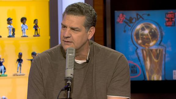 Video - Golic: Karlos Williams' weight gain 'completely understandable'