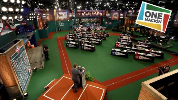 One Nacion: MLB Draft 2016