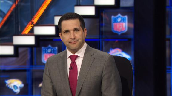 Video - Schefter: 'Long shot for Johnson and Rams to reach agreement'