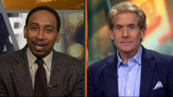Video - Stephen A. uses McFadden injury to clown Cowboys