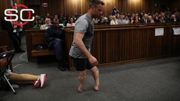 Defense paints Pistorius as vulnerable