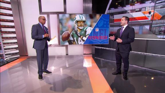 Video - Jets making contingency plans at QB