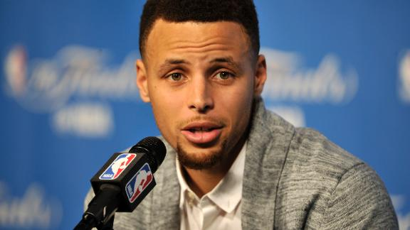 Curry: Foul calls against me were 'hilarious'