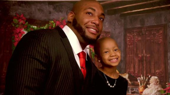 Video - Devon Still's advice to fathers