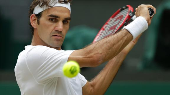 Federer's age could catch up with him at Wimbledon