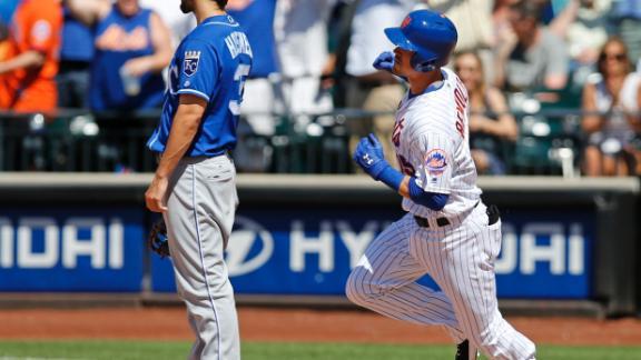 Reynolds jacks first career HR, gives Mets lead