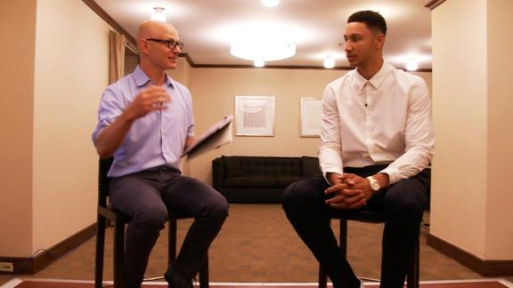 Ben Simmons and Australia are taking over the NBA