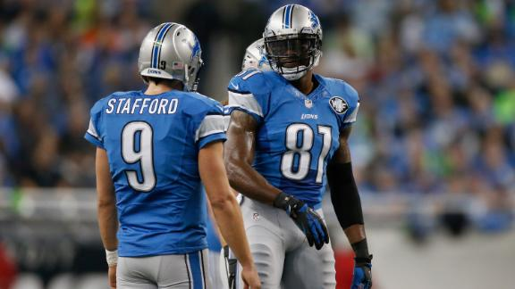 Video - Yates disagrees with Stafford about Lions' offense