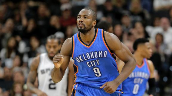 Ibaka shipped to Magic; Oladipo, 2 others to OKC