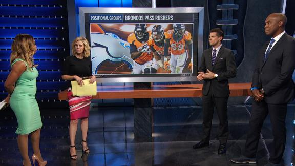 Video - When is it time for the Broncos to get nervous about Von Miller?