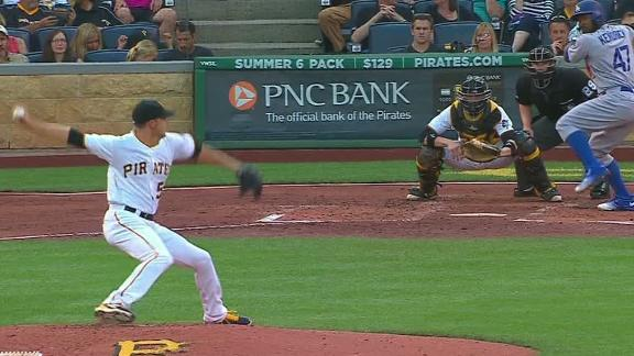 Taillon's spikes get in the way