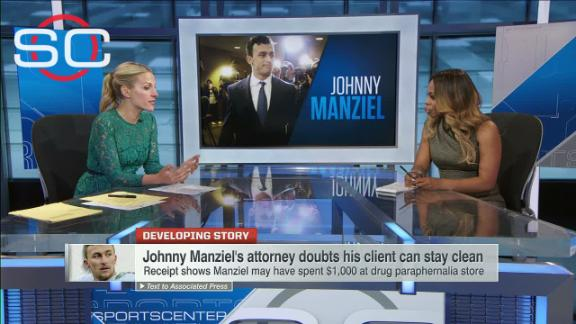 Manziel's lawyer uncertain QB can stay clean