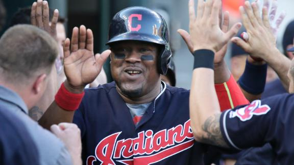 Indians go triple-crazy in win over Tigers
