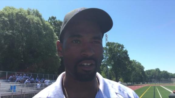 Video - Megatron at ease with retirement decision