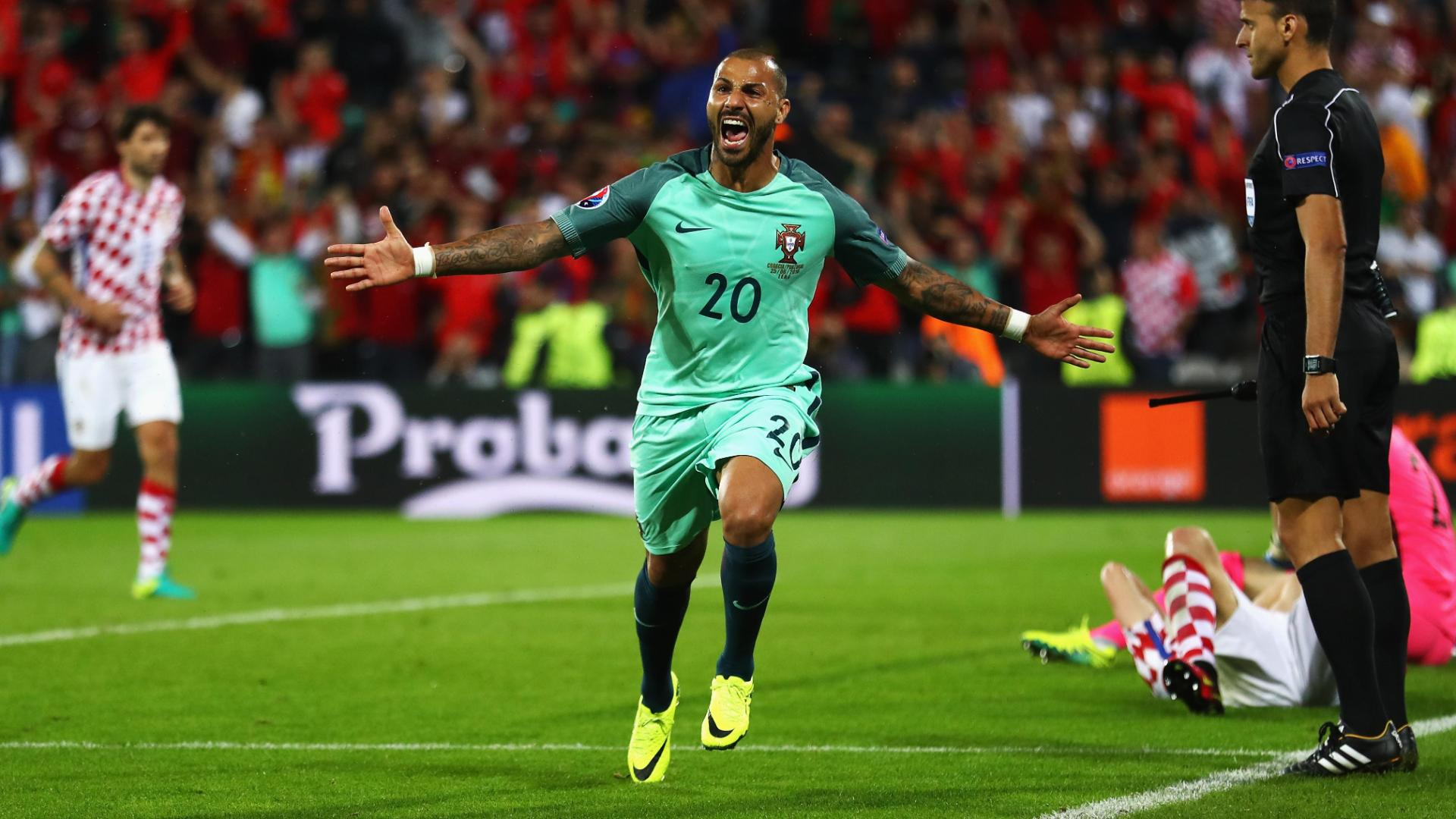 Quaresma's extra-time goal sends Portugal into the quarterfinals