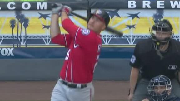 Robinson gives Nats some breathing room