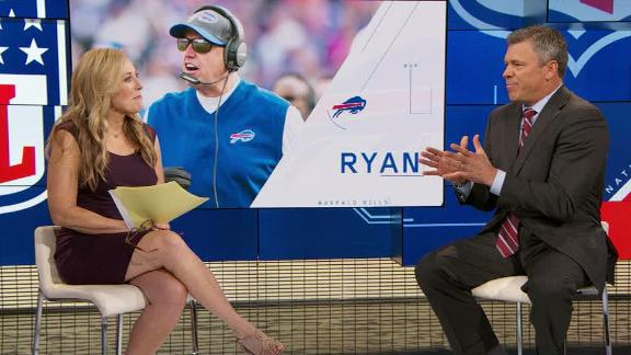 Video - Brunell believes in Rex to get job done
