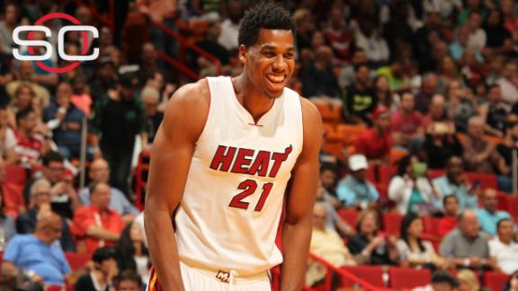 Sources: Lakers to aggressively pursue Whiteside