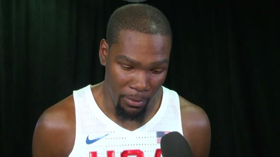 Best option for Durant? Stay with Thunder