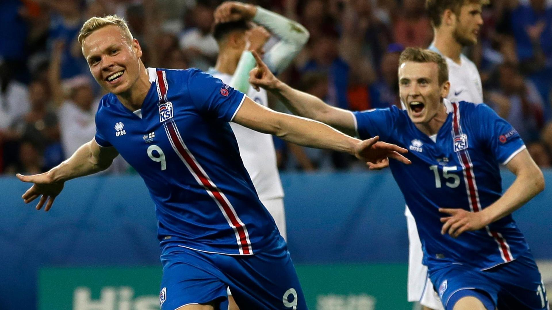 Ames: Iceland stage epic England upset