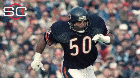 Video - Singletary: Buddy Ryan held me to highest standard
