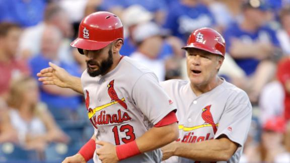 Carpenter's solo home run adds some insurance for Cardinals