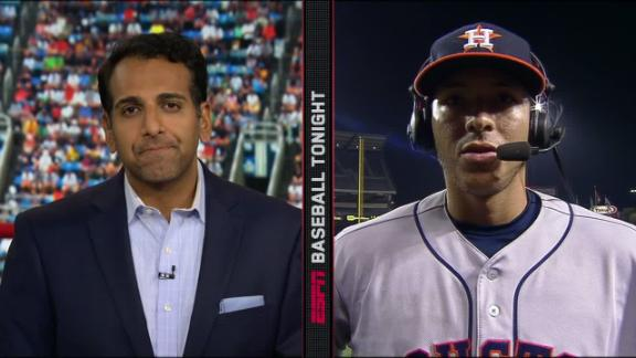Correa: 'Everything's starting to click'