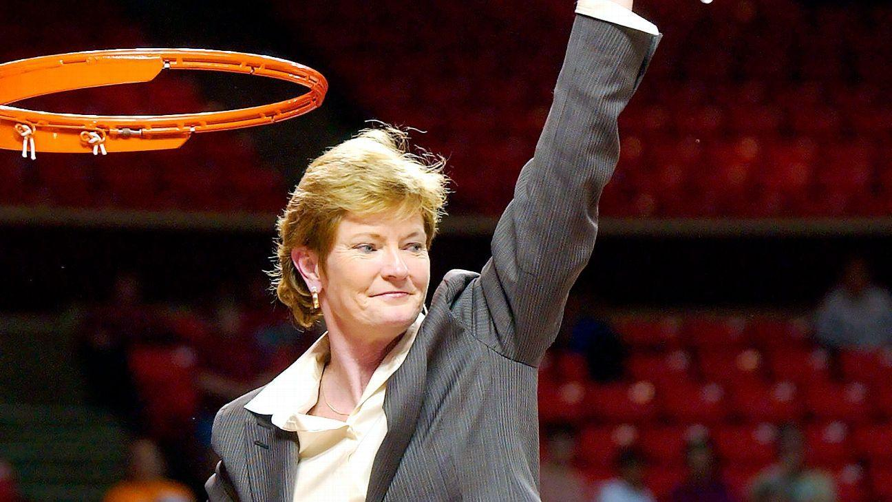 Pat Summitt touched the lives of many
