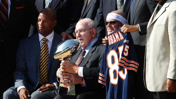 Video - Hampton: Buddy Ryan was a leader of men