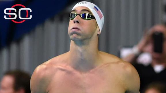 Phelps looking strong in return to pool