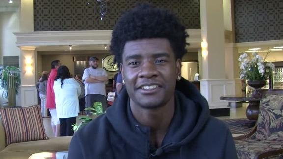 Five quick questions with Kansas guard Josh Jackson