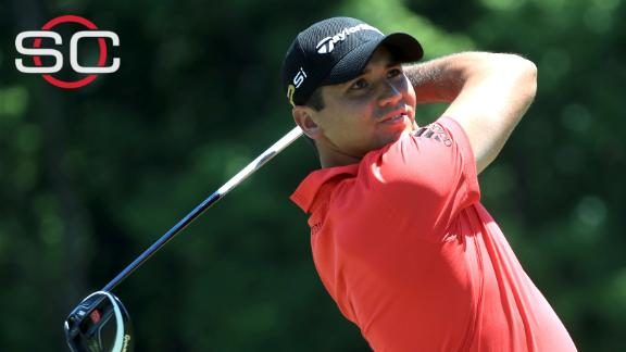Day tied for second after 1st round of Bridgestone Invitational