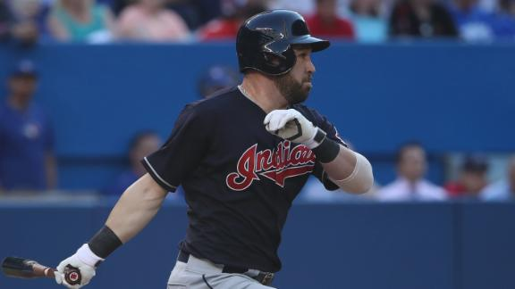 Kipnis extends Indians lead with solo home run
