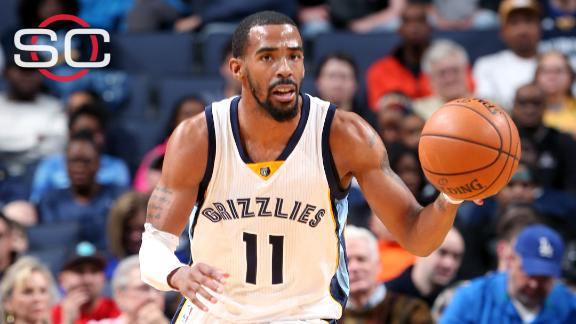Mike Conley to meet with Mavericks