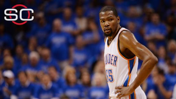 What makes Durant so likely to return to Thunder?