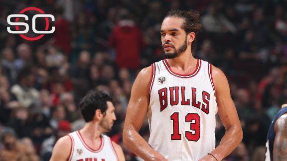 Sources: Knicks strong favorites to land Noah