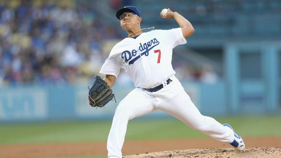 Start Julio Urias in Week 14 fantasy