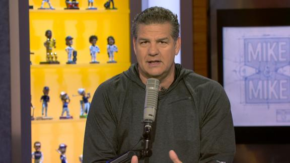Video - Golic is over NFL players ignoring rules on marijuana
