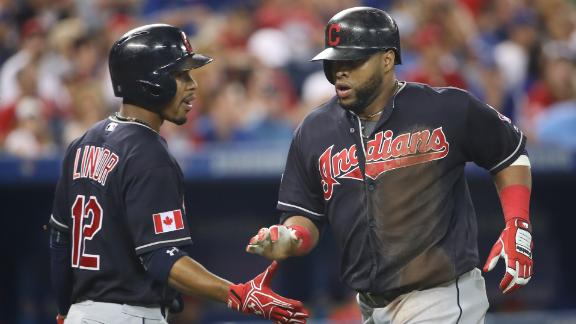 Santana's home run finally breaks 19th inning tie