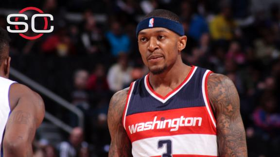 Sources: Wizards, Beal close to 5-year max deal
