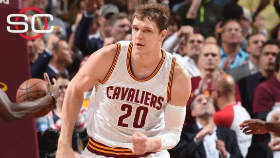 Timofey Mozgov, Lakers reach agreement on 4-year, $64M deal