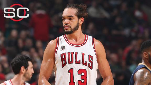Sources: Joakim Noah, Knicks near agreement on 4-year, $72 million deal