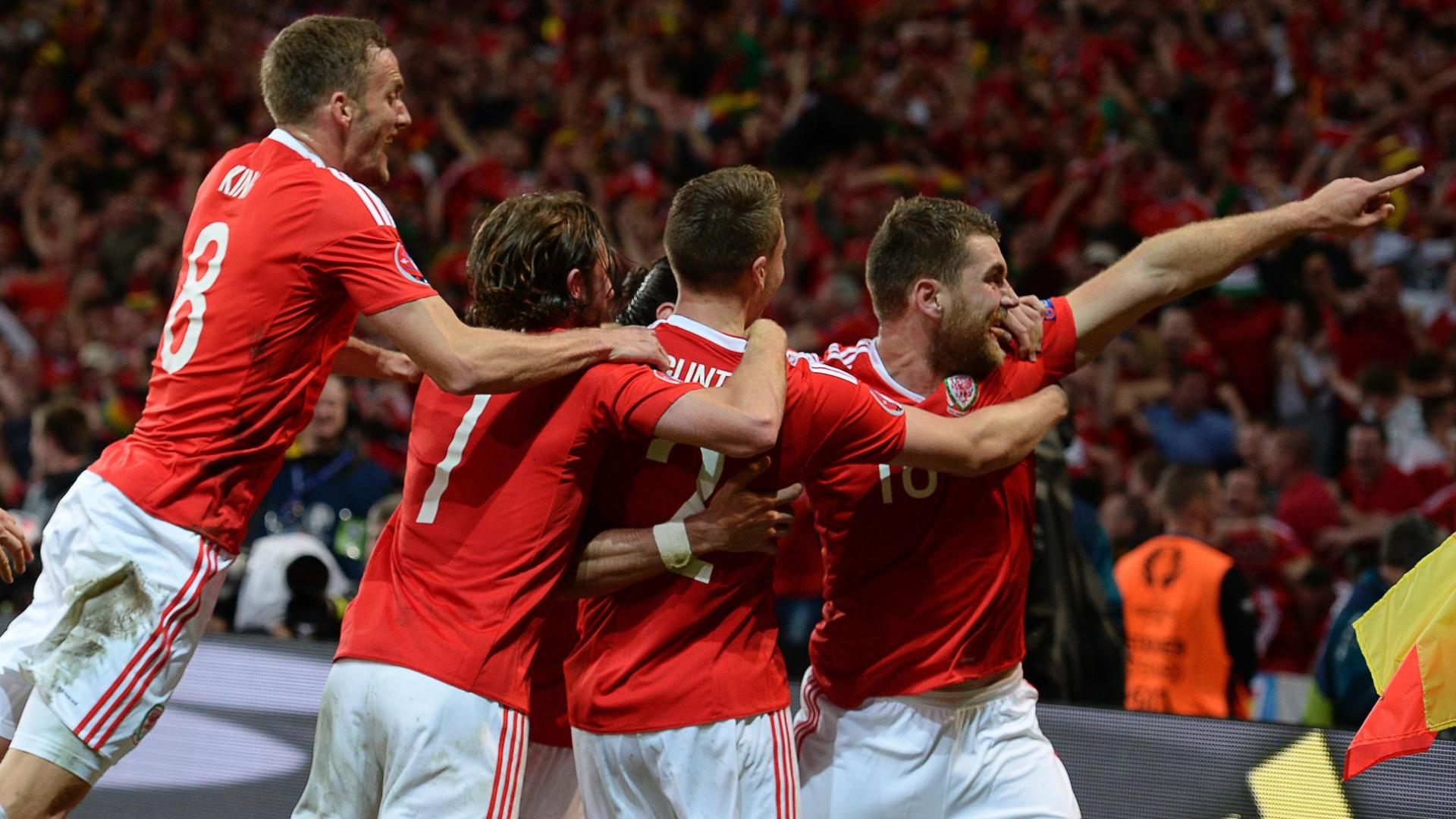 Unified Wales knock out Belgium to reach Euro 2016 semifinals