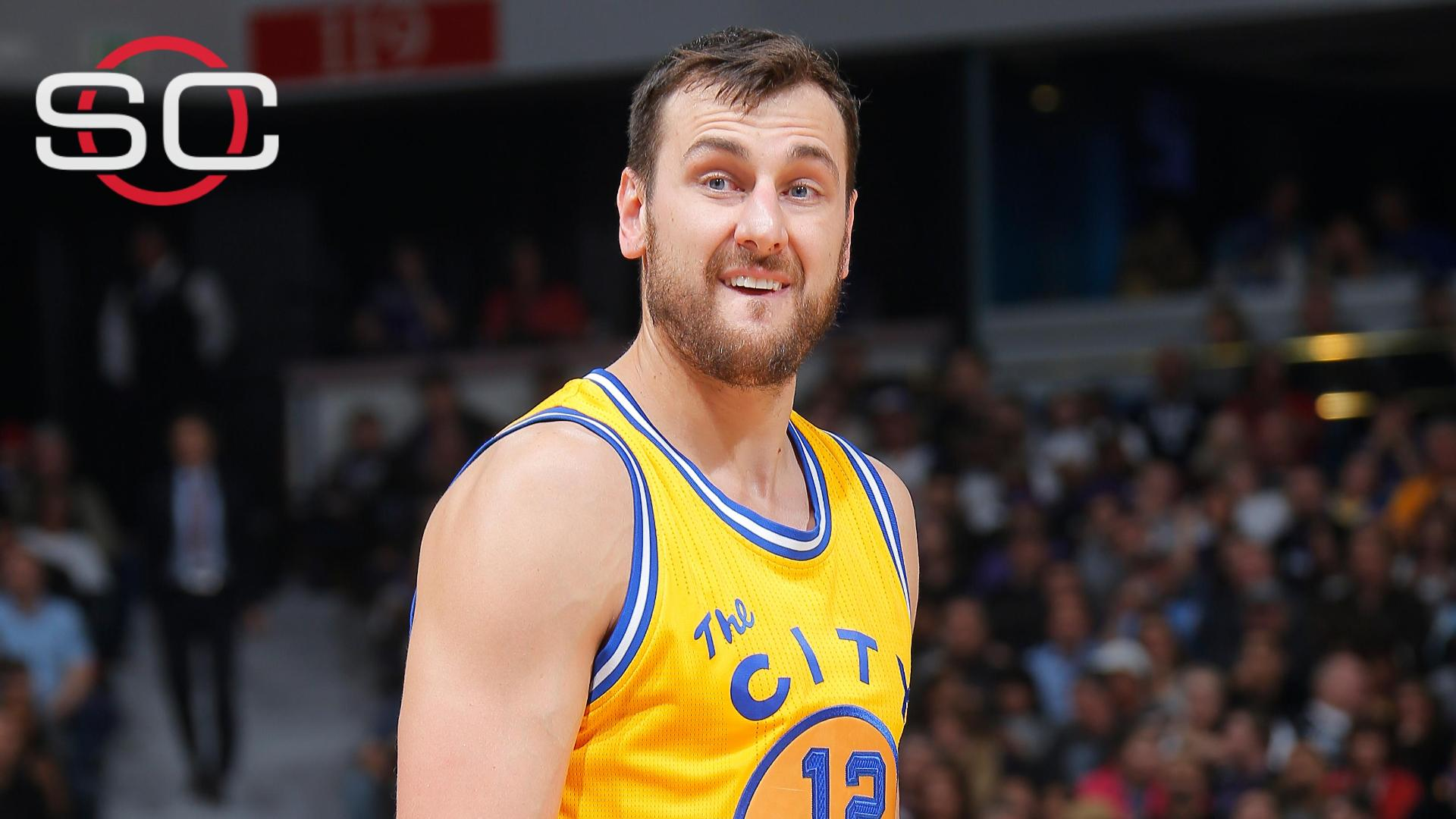 Warriors trade Bogut to make room for KD
