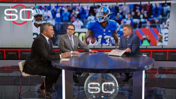 Video - Will McAdoo continue to call plays for Giants?